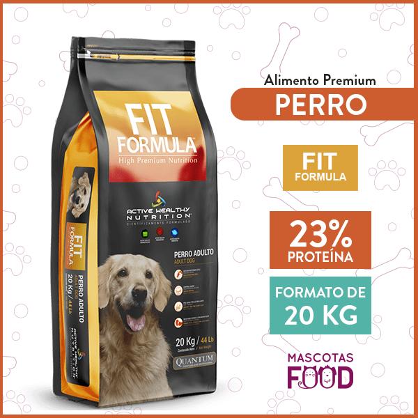 Alimento Perro Adulto Fit Formula Raza Mediana y Grande 20 KG 1