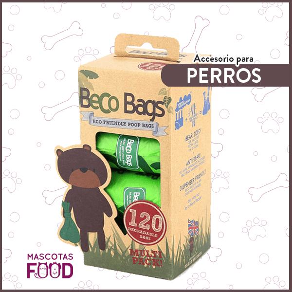 Bolsas Biodegradables BecoBags 1