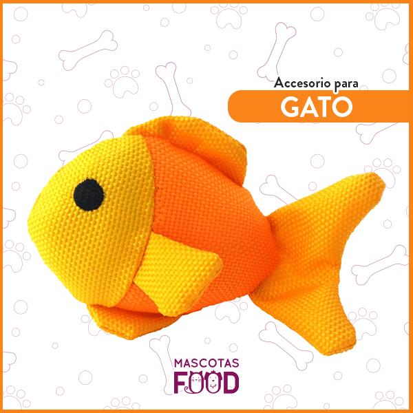 Freddie el pecesito con Catnip BecoFamily para Gatos 3