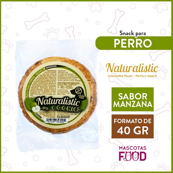 Galleton para Perro Naturalistic sabor Manzana 1
