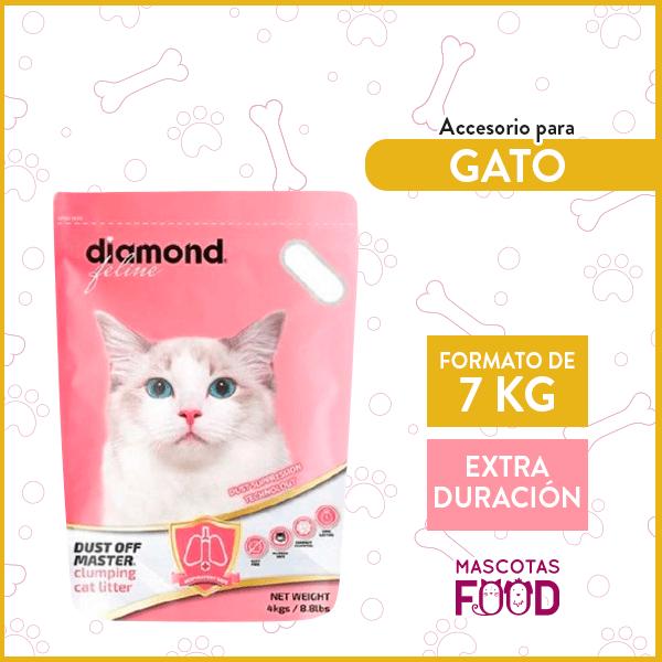 Arena Sanitaria para Gato Diamond Master 7KG 1