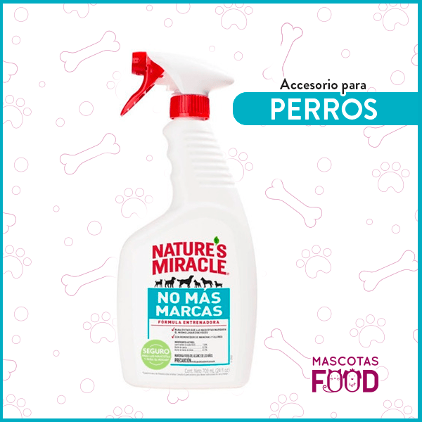 Spray No mas marcas Nature's Miracle 709 ml 1