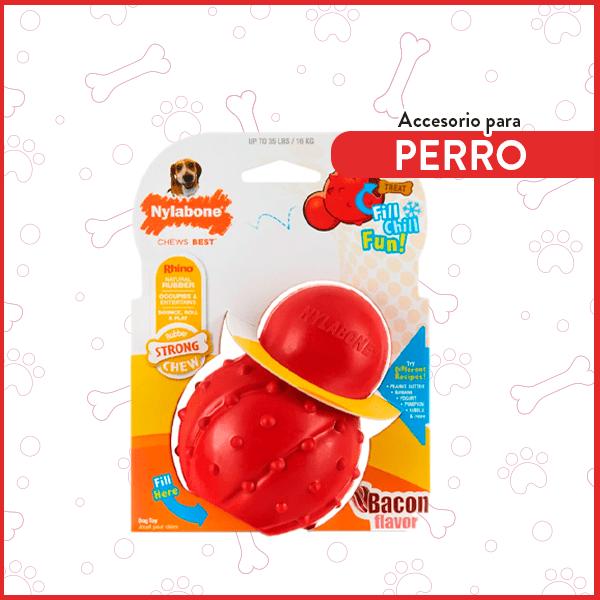 Juguete para perro Red Cone Small Nylabone 1