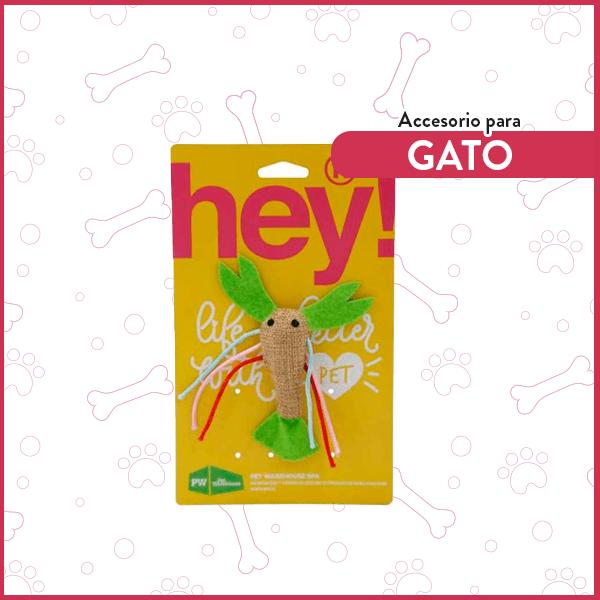 Juguete para Gatos Langosta 12 cm Hey! 1
