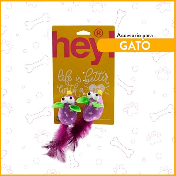 Juguete para Gatos Ratoncitos Mágicos Hey! 1